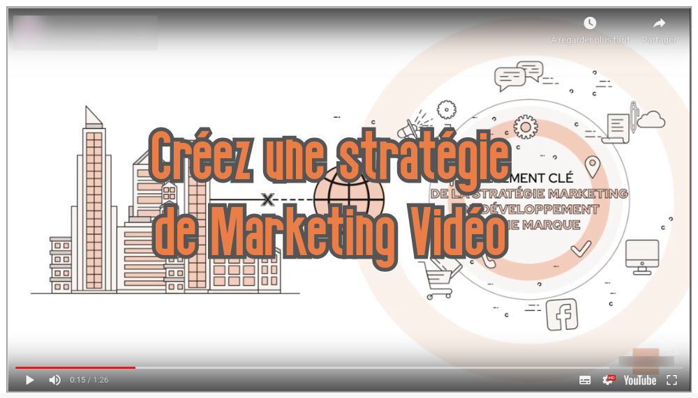 Vidéo Marketing animée